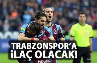 Milli ara Trabzonspor'a ilaç olacak