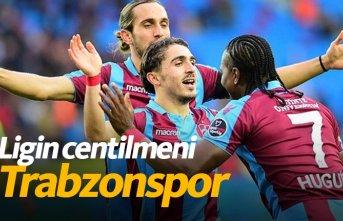 Süper Lig'in centilmeni Trabzonspor