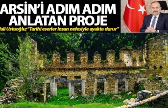 Arsin'i adım adım anlatan proje
