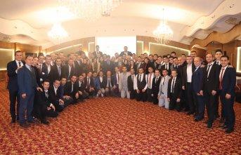 Trabzon'da hakemlerden gövde gösterisi