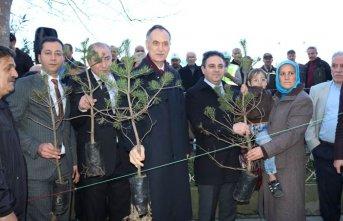 Trabzon'da Orman Haftası Etkinlikleri başladı