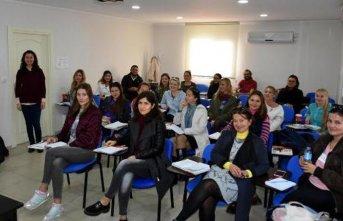 Yabancı gelinlerin Türkçe aşkı