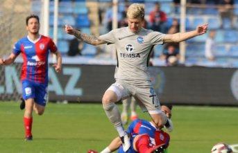 Adana Demirspor'da Kosecki sezonu kapattı!
