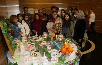 İranlı turistler Nevruz'u  Rize'de kutladı