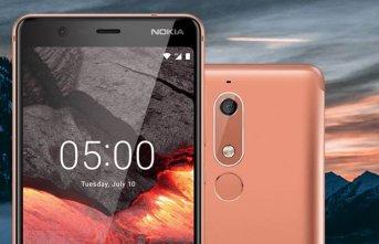 Nokia 5.1 Türkiye'de satışa çıktı
