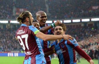 Süper Lig'in en değerlileri Trabzonspor'dan