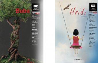 """Trabzon Devlet Tiyatrosu """"Baba"""" ve """"Heidi"""" oyunlarını sahneleyecek"""