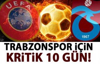 Trabzonspor'dan dev ödeme! 10 gün süre var!