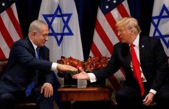 Trump'tan flaş Golan Tepeleri çıkışı!