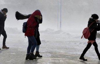 Doğu Anadolu'da sıcaklık düştü