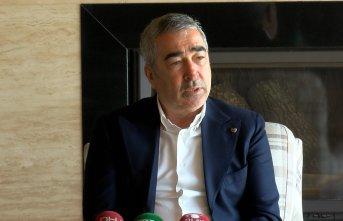 Samet Aybaba: Ünal Karaman ile aynı düşünüyoruz...