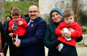 Trabzon Valisi İsmail Ustaoğlu: Hepimiz eşitiz
