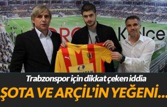 Trabzonspor'a yeni Arveladze iddiası