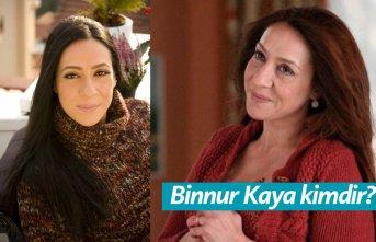 Zengin ve yoksul dizisi oyuncusu Binnur Kaya kimdir?
