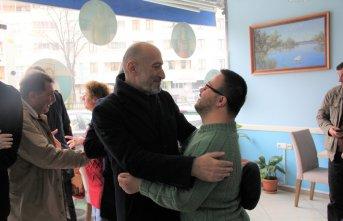 Mehmet Salih Akyüz Ballim Cafe'de