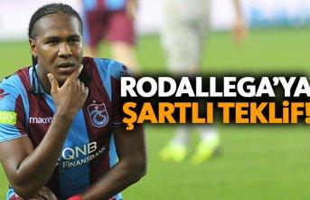 Rodallega'ya şartlı teklif