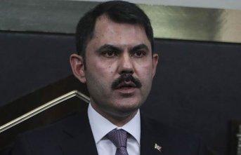 Bakan Kurum: Sosyal konut projesine başvuru 450 bini aştı