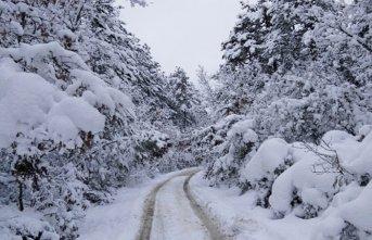 Meteoroloji'den kar ve don uyarısı