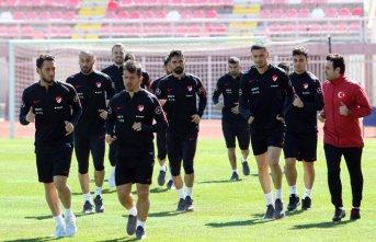 Milliler, Moldova maçı için hazır!