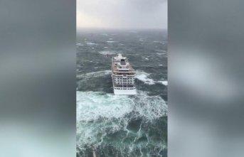 Norveç polisi: Viking Sky'dan şimdiye kadar 155 kişi kurtarıldı