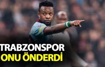 Onazi vatandaşını Trabzonspor'a önerdi