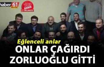 Onlar çağırdı Murat Zorluoğlu gitti - Eğlenceli...