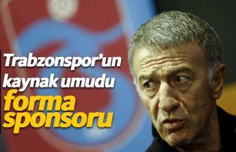 Trabzonspor'un forma sponsoru umudu