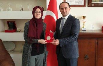 TÜBİTAK Bilim Olimpiyatları'nda Trabzon'a gümüş madalya