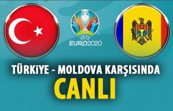 Türkiye Moldova Maçı - CANLI