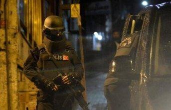 İstanbul'da PKK operasyonu: 8 gözaltı