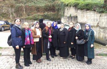 Sevcan Zorluoğlu Bakan eşini yalnız bırakmadı