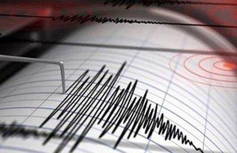 Malatya'da 4.1 büyüklüğünde deprem