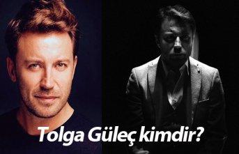 Leke dizisinin yakışıklı oyuncusu Tolga Güleç...