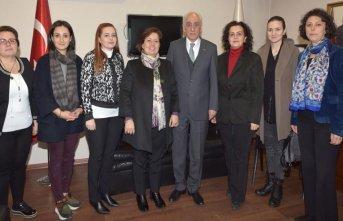 Kadın Girişimciler Kurulu'ndan TTSO'ya...