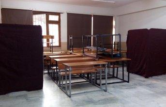Okullarda seçim hazırlıkları başladı
