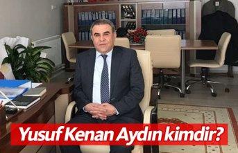 CHP Tunceli Belediye Başkan Adayı Yusuf Kenan Aydın...