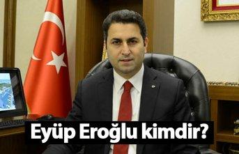 Ak Parti Tokat Belediye Başkan Adayı Eyüp Eroğlu...
