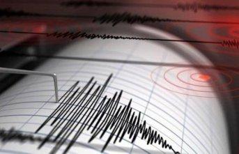 Elazığ'da korkutan şiddetli deprem