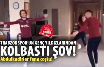 Trabzonspor'un genç yıldızlarının şovu...