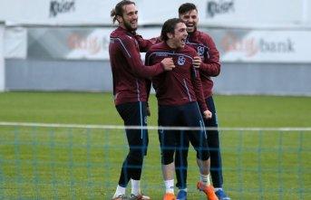 Trabzonspor'un Nisan hedefi