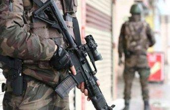 Ağrı'da PKK operasyonu:13 gözaltı