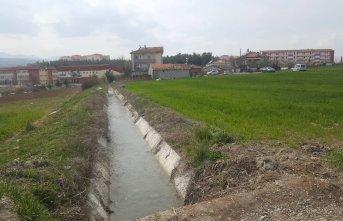 Sulama kanalına düşen Kadir Can, boğuldu