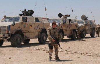 Almanya, Afganistan'daki askerlerini kendi uçaklarıyla...