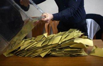 Kartal ve Kadıköy'de görevlilere seçim soruşturması