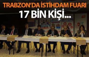 Trabzon'da 8. İstihdam Fuarı