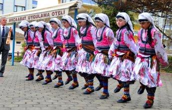 Akçaabat'ta Turizm Haftası etkinliği düzenlendi