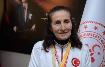Süper babaanne, dünya şampiyonluğuna hazırlanıyor!