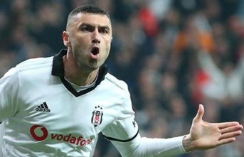 Beşiktaş Başakşehir'i yendi