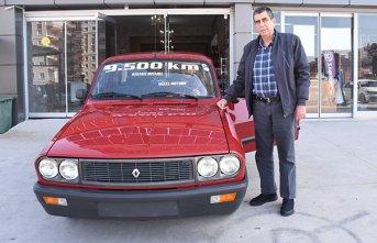 1996 model otomobili 42 bin TL'ye satın aldı