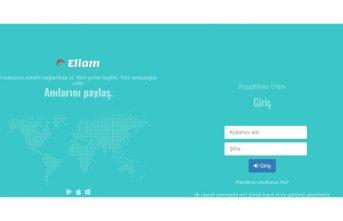 Yeni sosyal medya uygulaması: 'Ellam'